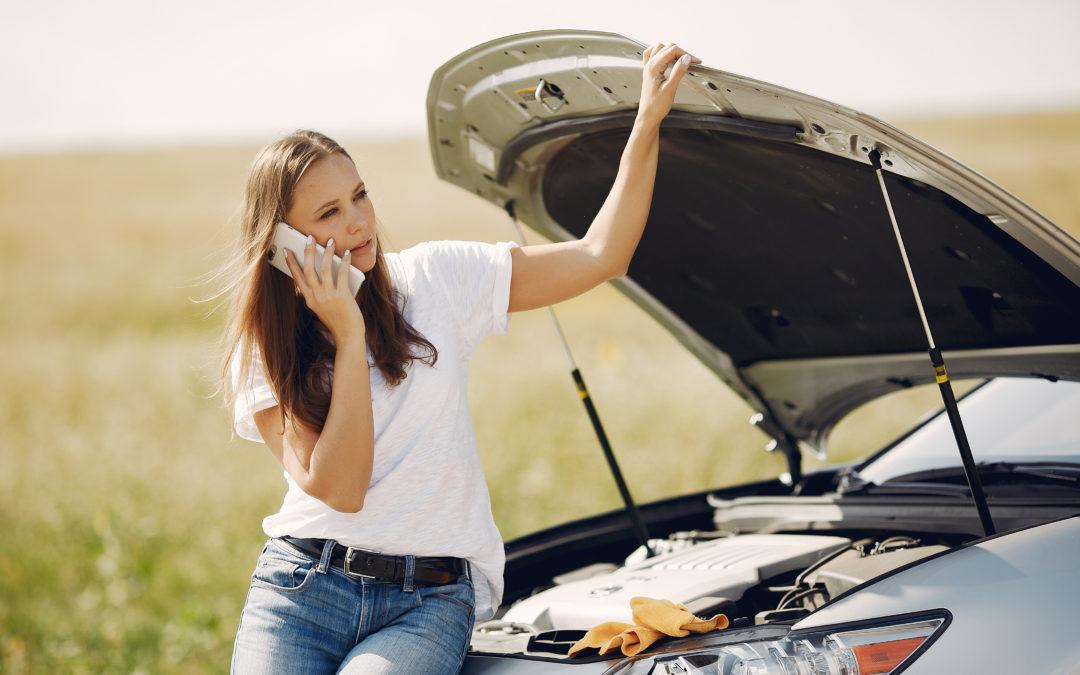 Voici les réflexes à avoir en cas de panne ou d'accident auto :