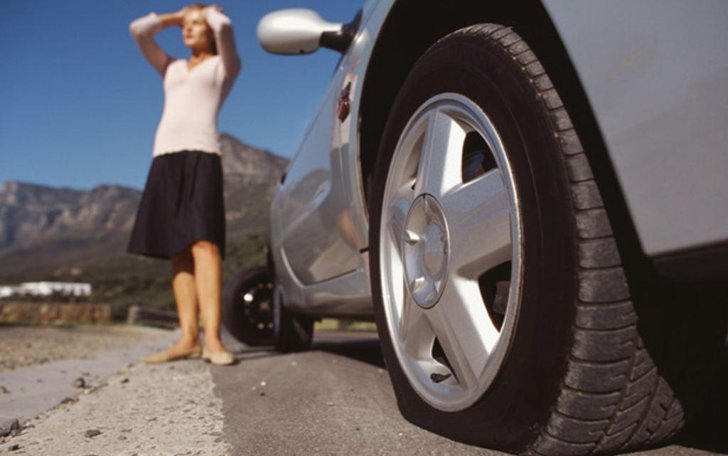 Que faire en cas de crevaison pneu voiture